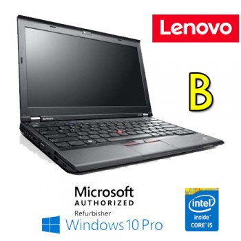 Notebook Lenovo ThinkPad X230 Core i5-3320 4Gb 320Gb 12.1' Windows 10 Professional [GRADE B]