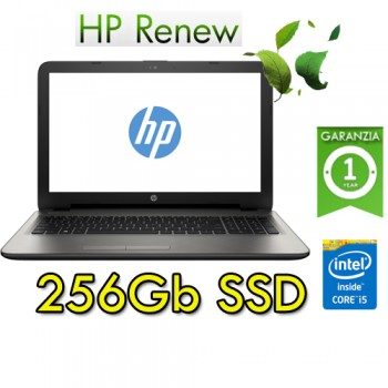Notebook HP Pavilion 15-ab249nl Core i5-6200U 8Gb 256Gb SD 15.6' HD LED Nvidia 940M 2GB Windows 10 N7K73EAR