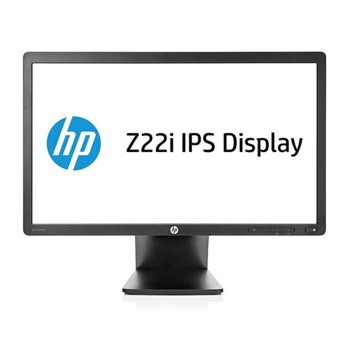 Monitor LCD HP Z22i 21.5 Pollici IPS Full HD 1920x1080 Nero