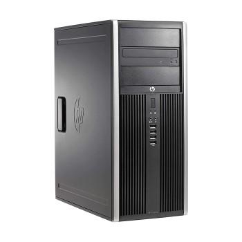 PC HP Compaq 8200 Elite CMT Core i5-2500 3.3GHz 4Gb Ram 500Gb DVDRW Windows 10 Professional Tower
