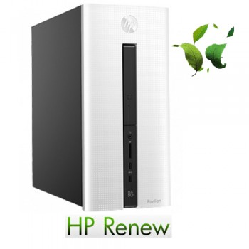 PC HP Pavilion 550-204nl 3.5GHz A10-7800 8Gb 1Tb Windows 10 HOME Mini Tower