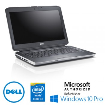 Notebook Dell Latitude E5430 Core i3-2328M 2.2GHz 4Gb Ram 320Gb 14.1' DVDRW Windows 10 Professional