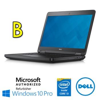 Notebook Dell Latitude E5430 Core i3-2328M 2.2GHz 4Gb Ram 320Gb 14.1' DVD-RW Windows 10 Pro [GRADE B]
