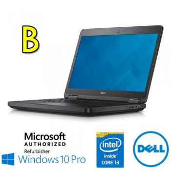 Notebook Dell Latitude E5440 Core i3-4010U 4Gb 500Gb 14.1' DVDRW WEBCAM Windows 10 Pro [GRADE B]