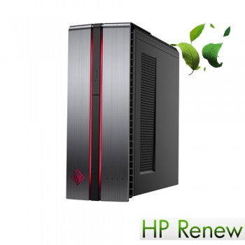 PC HP OMEN 870-100nl i7-6700 4GHz 16Gb 1TB+128Gb SSD GeForce GTX 1060 3GB Tower Black Metallic Red Windows 10