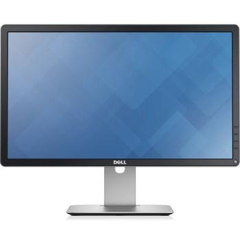 Monitor 24 Pollici DELL Professional P2414H 1920x1080 VGA DVI USB Full HD Black Silver