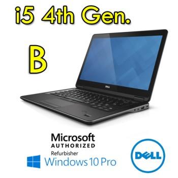 Notebook Dell Latitude E5440 Core i5-4300U 4Gb 320Gb 14.1' DVD WEBCAM Windows 10 Professional [GRADE B]