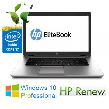 Notebook HP EliteBook Folio 1040 G3 Core i7-6500U 8Gb 256Gb SSD 14' Windows 10 Professional