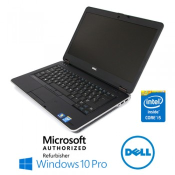 Notebook Dell Latitude E6440 Core i5-4300M 8Gb 320Gb 14.1' DVDRW WEBCAM Windows 10 Professional
