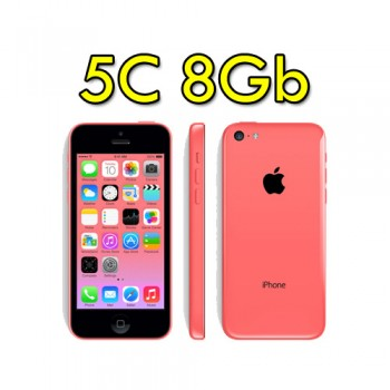 iPhone 5C 8GB Rosa 4G MG2J2LL/A Pink Originale iOS 10