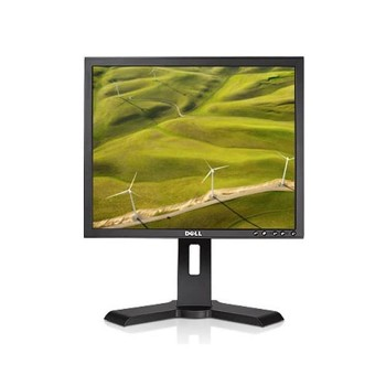 Monitor LCD 19 Pollici Dell P190S Black VGA DVI USB 5:4