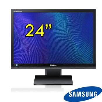 Monitor LCD Samsung SA450 24' Widescreen LED Black