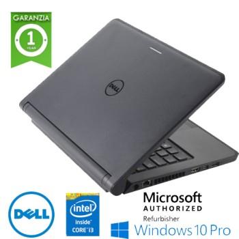Notebook Dell Latitude 3340 Core i3-4010U 4Gb Ram 500Gb 13.3'  WEBCAM Windows 10 Professional