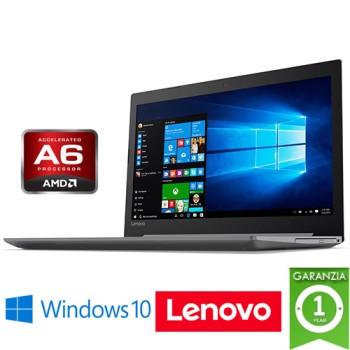Notebook Lenovo IdeaPad 320-15AST A6-9220U 2.5GHz 4Gb 1Tb 15.6' HD LED Windows 10