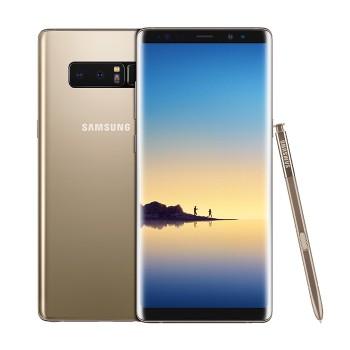 Smartphone Samsung Galaxy Note 8 SM-N950F 6.3' FHD 4G 64Gb 12MP Oro
