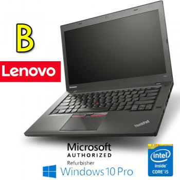 Notebook Lenovo Thinkpad T450 Core Quinta Gen. i5-5200U 4Gb 500Gb 14.1' Windows 10 Professional [Grade B]