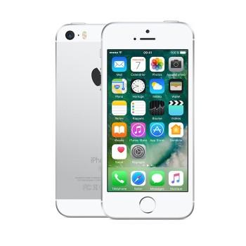 iPhone SE 16Gb Silver A8 WiFi Bluetooth 4G 4' MLLP2J/A Argento [Grade B]