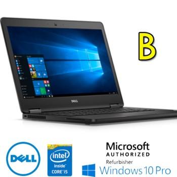 Notebook Dell Latitude E7450 Core i5-5300U 8Gb 128Gb SSD 14.1' WEBCAM Windows 10 Professiona l[GRADE B]