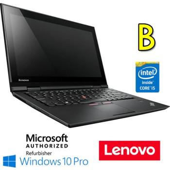 Notebook Lenovo Thinkpad X1 Carbon Core i5-5300U 8Gb Ram 256Gb SSD 14' Windows 10 Professional [Grade B]