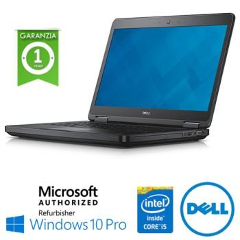 Notebook Dell Latitude E5250 Core i5-5300UU 2.3GHz 8Gb 256Gb 12.5' WEBCAM Windows 10 Pro