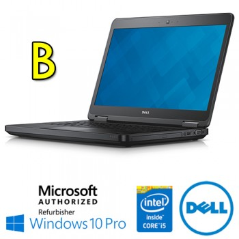 Notebook Dell Latitude E5250 Core i5-5300U 2.3GHz 8Gb 256Gb SSD 12.5' WEBCAM Windows 10 Pro [Grade B]