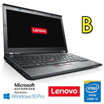 Notebook Lenovo ThinkPad X230 Core i5-3320 2.6GHz 4Gb 180Gb SSD 12.5' Windows 10 Professional [GRADE B]
