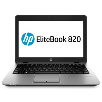 Notebook HP EliteBook 820 G1 Core i7-4600U 8Gb 256Gb 12.5' HD AG LED Windows 10 Professional [Grade B]