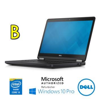 Notebook Dell Latitude E5250 Core i3-5010U 2.1GHz 8Gb 500Gb 12.5' LED WEBCAM Windows 10 Professional [Grade B]