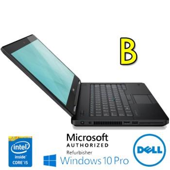 Notebook Dell Latitude E5440 Core i5-4210U 4Gb 320Gb 14.1' DVD WEBCAM Windows 10 Professional [GRADE B]