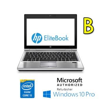 Notebook HP EliteBook 2570p Core i5 3360M 2.8GHz 4Gb 320Gb 12.5' HD WEBCAM Windows 10 Professional [Grade B]