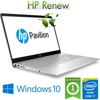 Notebook HP Pavilion 14-ce0004nl i7-8550U 16Gb 512Gb SSD 14' FHD NVIDIA GeForce MX150 4GB Windows 10 HOME