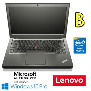 Notebook Lenovo Thinkpad T450S Slim Core i5-5300U Quinta Gen.8Gb 500Gb 14.1' Windows 10 Professional [Grade B]