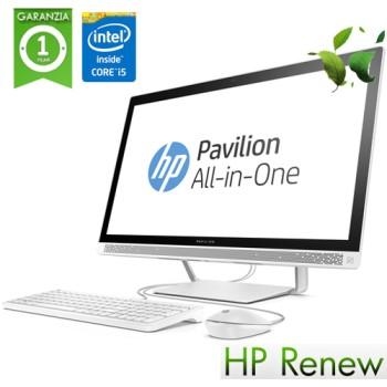 PC All in One HP Pavilion 27-R006nl Core i5-7400T 8Gb 1Tb 27' FHD IPS Radeon 530 2Gb Windows 10 HOME