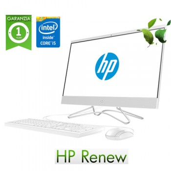 PC HP All in One 24-F0015NL Core i5-8250U 1.6GHZ 8Gb 1Tb + 16GB SSD 23.8' FHD IPS Windows 10 HOME