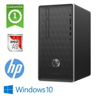 PC HP Pavilion 590-A0010NL AMD A9-9425 3.1GHz 8Gb 1Tb DVD-RW AMD Radeon R5 Windows 10 HOME