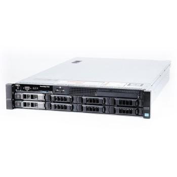 Server Dell PowerEdge R720 (2) Xeon OctaCore E5-2650L V2 1.7Ghz 25Mb Cache 48Gb Ram 4Tb Perc H710mini (2) PSU