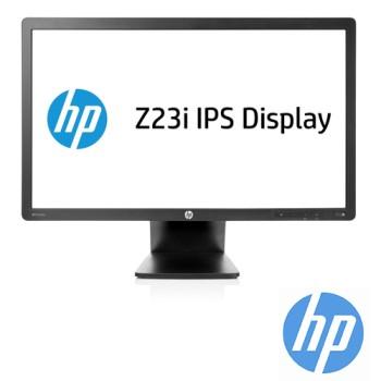 Monitor LCD Z Display Z23i 23 Pollici Full HD LED IPS 1920x1080 VGA DVI Display Port Black