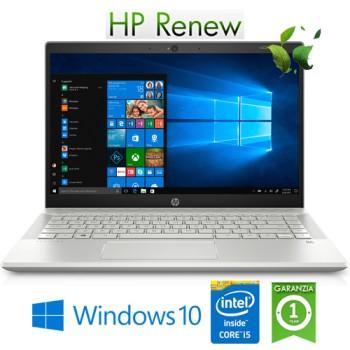 Notebook HP Pavilion 14-ce0988nl i5-8250U 8Gb 512Gb SSD 14' FHD Windows 10 HOME