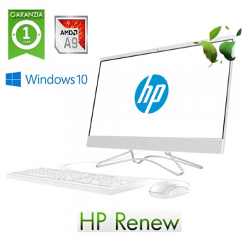 PC HP All in One 22-C0023NL AMD A9-9425 3.1GHZ 8Gb 1Tb + 128Gb SSD 21.5' FHD AMD Radeon A5 Windows 10 HOME
