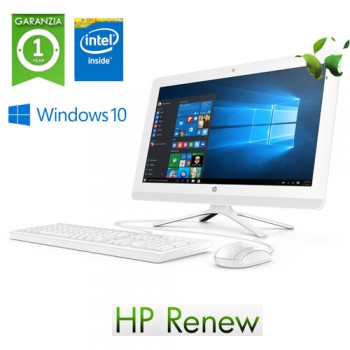 PC HP All in One 22-C0014NL P-J5005 1.5GHZ 8Gb 1Tb 21.5' FHD LED NO-ODD Windows 10 HOME
