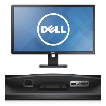 Monitor LCD 23 Pollici Dell E2316H Full HD 1920 x 1200 LED Backlight Black