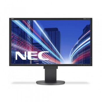 Monitor PC 22 Pollici NEC EA223WM LED 1680 x 1050 VGA DVI Nero
