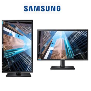 Monitor LCD 24 Pollici Samsung S24E650PL Full HD LED 1920x1080 Black