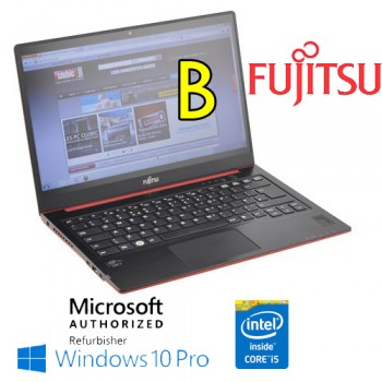 Notebook Fujitsu LifeBook U772 Core i5-3337U 4Gb Ram 128Gb SSD 14.4' Windows 10 Professional [Grade B]