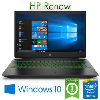Notebook HP Pavilion Gaming 15-CX0003NL Core i7-8750H 16Gb 1256Gb 15.6' FHD GTX 1050 4GB Windows 10 HOME