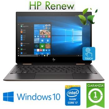 Notebook HP Spectre X360 15-df0999nl Core i7-8565U 16Gb 1Tb 15.6' TS GeForce MX150 2GB Windows 10 HOME
