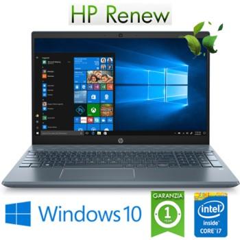Notebook HP Pavilion 15-CS2101nl i7-8565U 16Gb 256Gb SSD 15.6' FHD NVIDIA GeForce MX250 2GB Windows 10 HOME