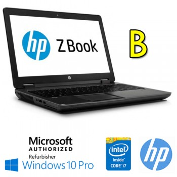 Mobile Workstation HP ZBOOK 14 Core i7-4600U 8Gb 750Gb 14.1' HD FIREPRO 4150 1600x900 Win 10 Pro [Grade B]
