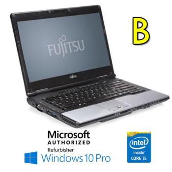 Notebook Fujitsu Lifebook E752 Core i5-3210M 4Gb Ram 500Gb DVD-RW 15.6' Windows 10 Professional [Grade B]