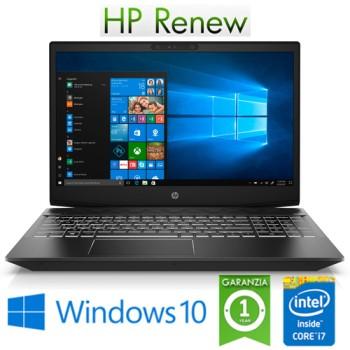 Notebook HP Pavilion Gaming 15-cx0026nl Core i7-8750H 16Gb 1128Gb 15.6' FHD GTX 1050 4GB Windows 10 HOME